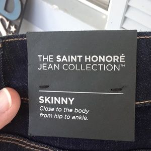 White House Black Market Jeans - WHBM INDIGO JEANS